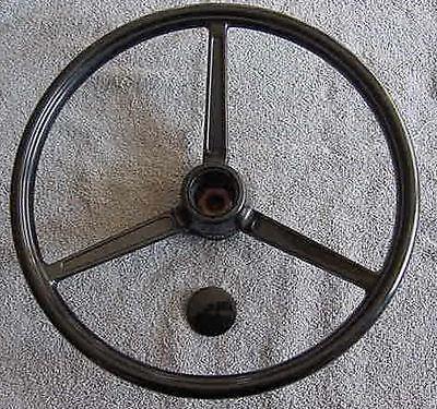 Case Colt Garden Tractor Functional Steering Wheel And Cap