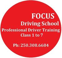 ***FOCUS*** Driving School