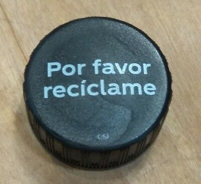 COCA COLA ZERO ESPECIAL RECICLAME COKE CAP CAPS TAPON PLASTIC comprar usado  Enviando para Brazil