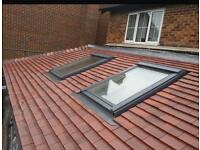 ANY SIZE VELUX ROOF WINDOW £485 supplied and fitted