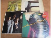 Dire straits, Genesis and The Pretenders Records