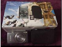 Canon IXUS 165 20MP Digital Camera & Accessories