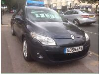 Renault MEGANE, 2 owners, long MOT, HPI clear, keyless entry, keyless go, 2 keys.