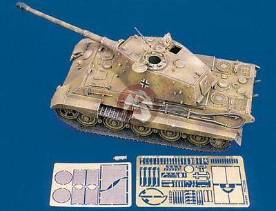 Royal Model 1/35 King Tiger (Production Turret) Update Set (for old Tamiya) 028 for sale  Sterling