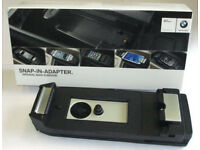 Brand new BMW Snap in adapter for iPhone 7. Boxed and unused. BMW part ref: 84212451894