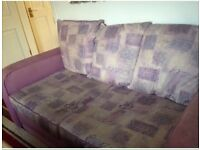 Good condition sofa bed