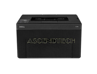 Dell Color Laser Printer - GENUINE ORIGINAL DELL 1250C COLOR LED LASER-CLASS WORKGROUP PRINTER 258YW KTKF9