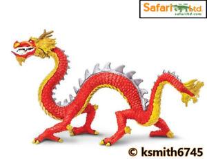 Safari CHINESE DRAGON solid plastic toy mythical magic fantasy animal NEW 💥