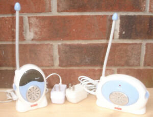 Fisher Sound N Lights Baby Monitor Set 71638 / 71624