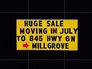 CLAPPISON CORNERS ANTIQUES IS MOVING!