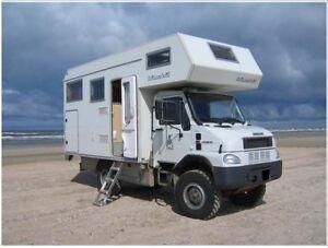 Unique Expedition Vehicle 4x4