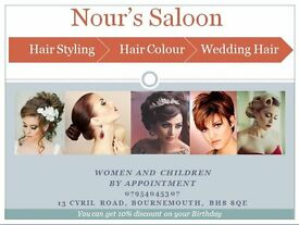 Nour's Haidressing Saloon
