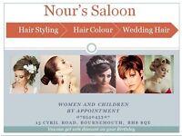 Nour's Haidressing Saloon