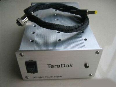 NEW TeraDak DC30W  DC9V2.5A SOtM dX USB HD Glinear regulated power supply