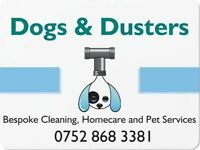 Bespoke Cleaning and Dog Walking Service