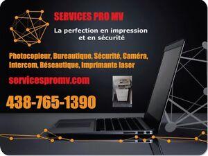 Services Pro MV Bureautique