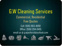 G.W Cleaning Services