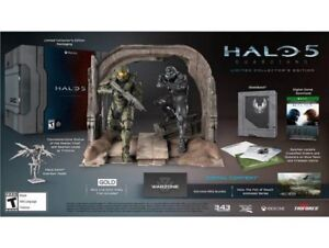 Selling Halo 5 Guardians Collectors Edition