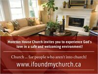 Make a friend... at Moncton House Church!