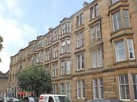 """""""UNDER OFFER"""" STUDENTS: Excellent 2 bed flat available on BANK STREET 2 mins from Glasgow Uni"""