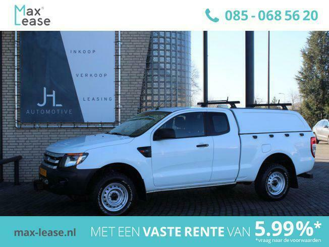 Ford Ranger 2.2 TDCI XL SUPER CAB Lease v.a. €241.23 P/MND
