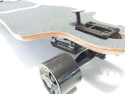 Slide Brake Kit  Package for Drop through longboard