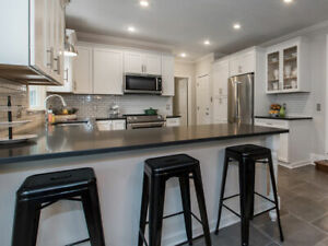 Fremont wood kitchen - Financing available - $58 a month