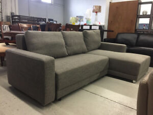 BIG SALE-Brand new-Modern Sectional sofa /Bed $599