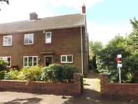 3-bed semi, ex-council, huge garden, nice area - modernised & renovated, just needs kitchen!
