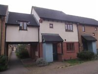 3 double bedroom semi one ot the bedrooms has ensuite modern kitchen downstairs toilet