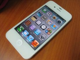 Apple iPhone 4s - 16GB White - Excellent Condition