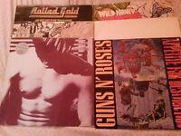 BEATLES/ STONES/ ZEPPELIN/ SMITHS LP'S