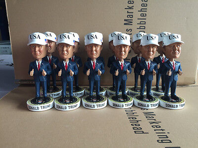 Official Donald Trump Presidential Inauguration Bobblehead Bobble head NEW W/Box