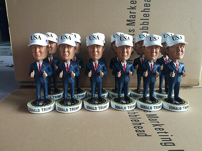 Official Donald Trump Presidential Inauguration Bobblehead Bobble Head New W Box