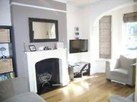 Modern Victorian features. 3 bed/3 reception room, large bathroom. Near hospital, train & schools