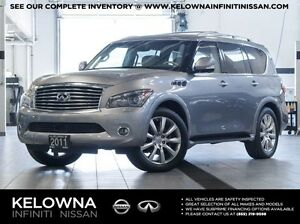 2011 Infiniti QX56 Technology Package 7 Passenger