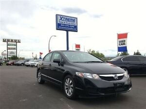 2011 Honda Civic EX-L $119 bi-weekly APPLY NOW DRIVE NOW