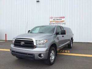 2010 Toyota Tundra 4x4 Double Cab SR5 Long Bed 5.7L