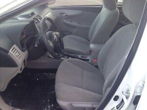 2013 Toyota Corolla CE 4dr Sedan Moonroof Package Edmonton Edmonton Area image 12