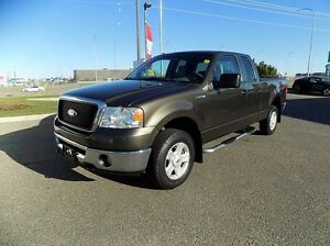 2008 Ford F-150 XLT 4x4 Super Cab Styleside 6.5 ft. box 145 in.
