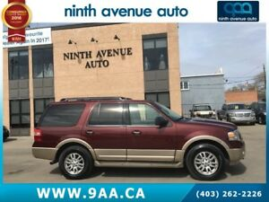 2011 Ford Expedition XLT Premium Package, Leather, 4x4