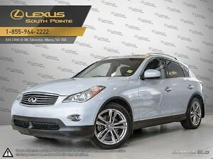 2011 Infiniti EX35 Luxury All-wheel Drive (AWD)