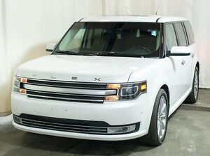 2016 Ford Flex Limited AWD Ecoboost w/Navigation, Panoramic roof