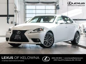 2014 Lexus IS 250 AWD Premium