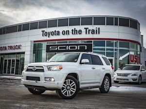 2011 Toyota 4Runner SR5 Limited, Navigation, Leather, Heated Sea