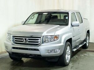 2012 Honda Ridgeline Touring AWD Crew Cab Leather Navigation Sun