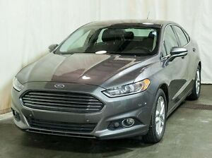 2013 Ford Fusion SE 1.6L Ecoboost Sedan w/ Leather, 2 Sets of Wh