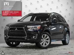 2014 Mitsubishi RVR GT All-wheel Drive (AWD)