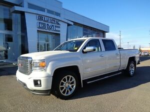 2015 GMC Sierra 1500 Denali - 4x4! Leather, Sunroof, Navigation