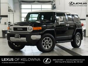 2012 Toyota FJ Cruiser 4X4 Urban Package